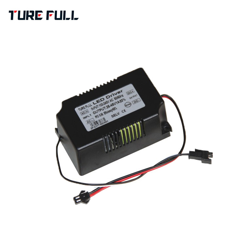 50W LED plant light power supply