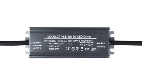 What are the protection functions of LED waterproof power supply?