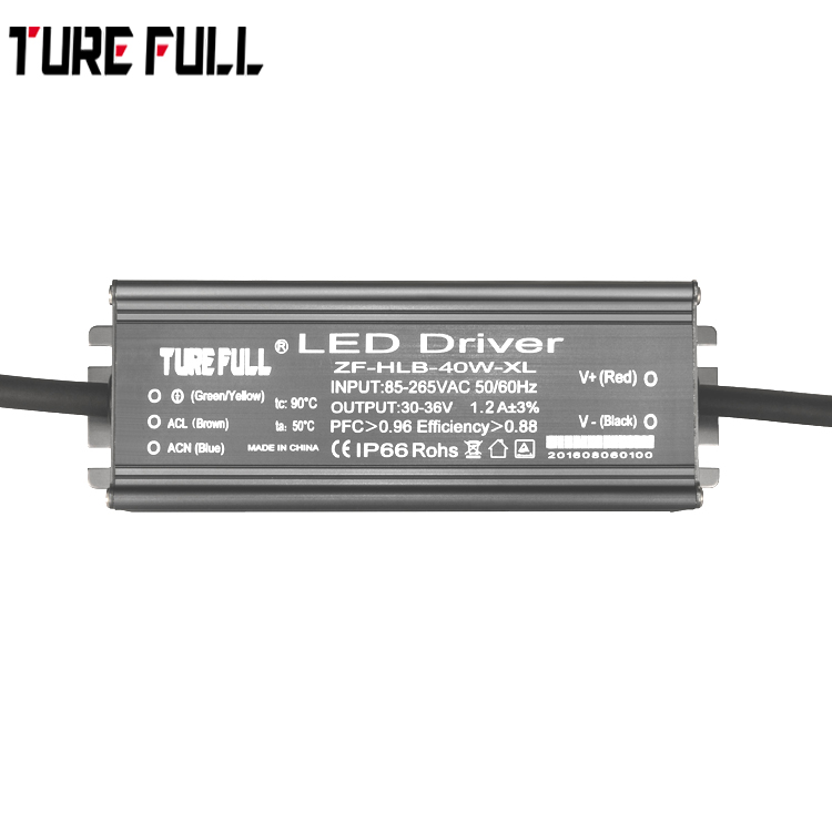 40W LED Flood Light Power Supply